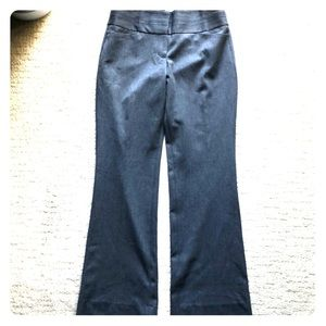 Express Editor med gray wide pants